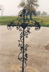 Rosenkreuz mit Dachl